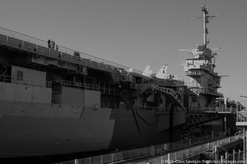 USS Yorktown @ Patriots Point, Charleston (South Carolina)